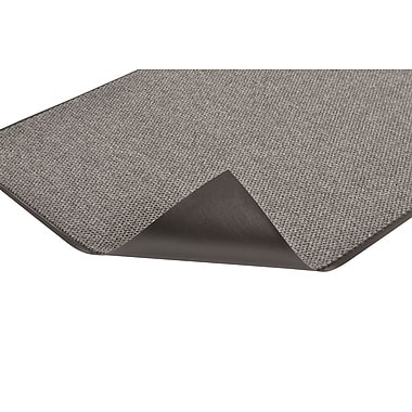 Superior Manufacturing NoTrax Polynib Mat, 3' x 6', Gray (136S0036GY)