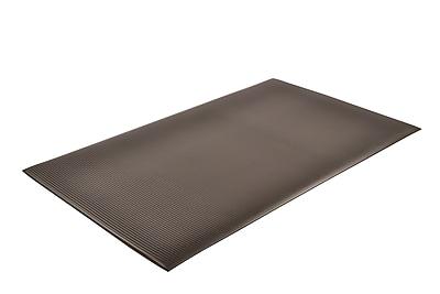 Superior Manufacturing NoTrax Razorback Mat, 3'L x 5'W, Black (406S0035BL)