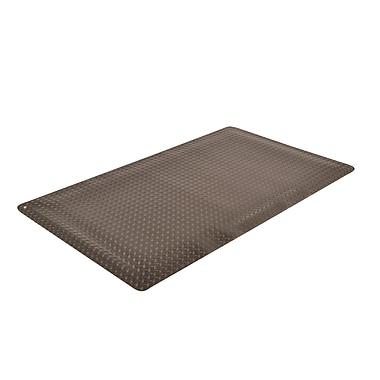 Superior Manufacturing NoTrax Diamond Stat Mat, 2' x 3', Black (826S0023BL)