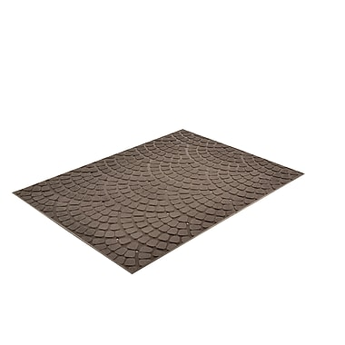 Superior Manufacturing Apex Grip True Mat, 3' x 4', Black (T22S0034BL)