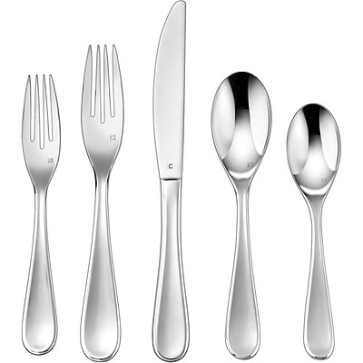 Cuisinart CFE-01-MA20 Elite Maree Stainless Steel Flatware Set IM1RG8055