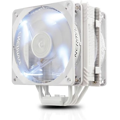Ecomaster Enermax White Cluster Cooling Fan for Processor (ETS-T40Fit)
