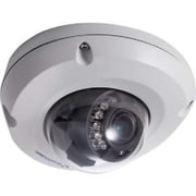 GeoVision GV-EDR2100-0F Wired Outdoor Dome Network Camera, White