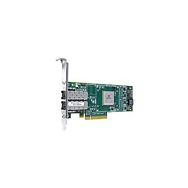 HP StoreFabric SN1000Q 16GB 2port PCIe Fibre Channel Host Bus Adapter, 2 x, PCI Express 3.0, 16 Gbit/s, (QW972SB)