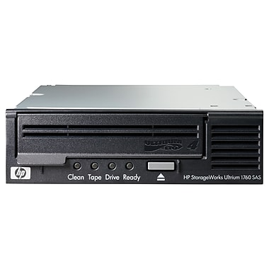 HP StorageWorks LTO Ultrium 4 Tape Drive, 800GB (Native)/1.6TB (Compressed), SAS, 5.25