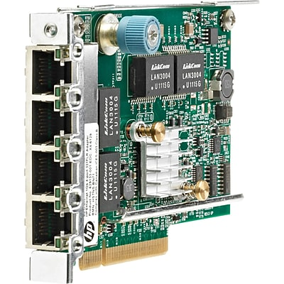 HP ® 629135-B22 331FLR 1Gbps Ethernet Network Adapter, 4 Ports