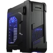 LEPA Full-Tower 10 x Bay Computer Case, Black (LPC801A-B)
