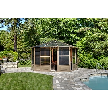 Gazebo Penguin All-Season Solarium, 12' (41212)