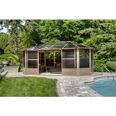 Gazebo Penguin All-Season Solarium, 12' (41218)