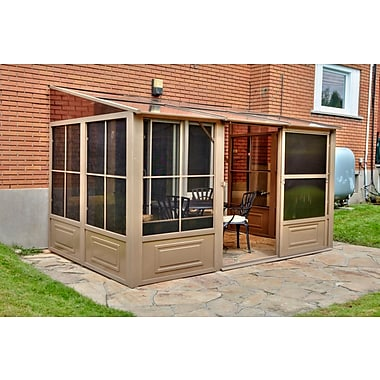 Gazebo Penguin Add A Room All-Season Solarium, 10'