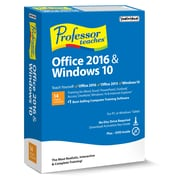 Individual Software Professor Teaches Office 2016 and Windows 10