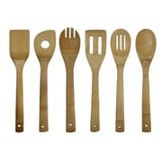 Oceanstar KT1286 6 Piece Bamboo Cooking Utensil Set