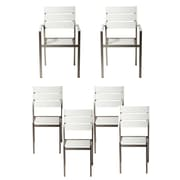 Pangea Home Roy Patio Dining Chair (Set of 6)