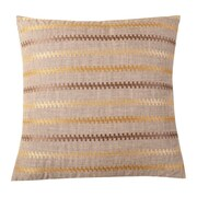 Calla Angel Stripe Embroidered Decorative Throw Pillow