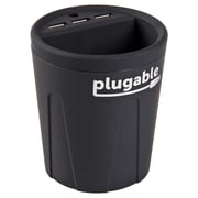 Plugable Power 3-Port Smart Charger Cup, 36 W, USB (USB-C3C)