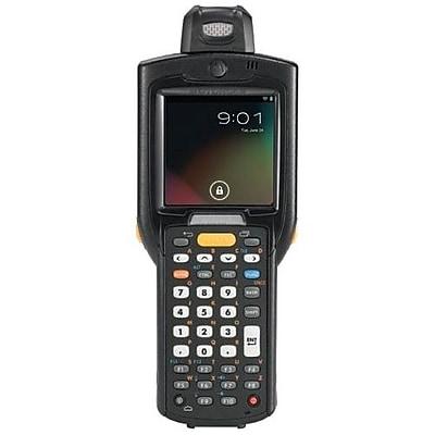 Zebra® MC3200 Premium Wireless Mobile Computer with Gun Grip, 38 Key Keypad (MC32N0-GL3HAHEIA)