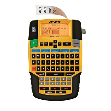 DYMO® Rhino 4200 Label Maker