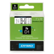 DYMO® 53713 D-1 Label Tape, White