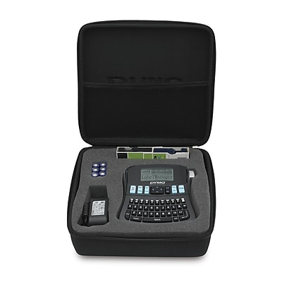 DYMO LabelManager 210D 1738976 Label Maker Kit, Up To 1/2