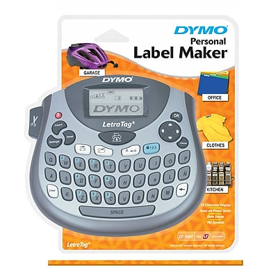 DYMO LetraTag Plus 1733013 Personal Label Maker Up to 1/2