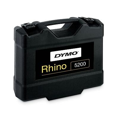 DYMO Rhino 5200 Label Maker Kit, Up To 0.75-Inch Label Width
