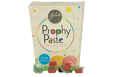 Keystone GELATO Medium Grit Prophy Paste, Bubble Gum