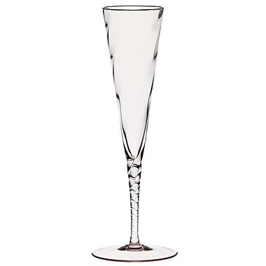 Martinka Crystalware Twisted Champagne Glass