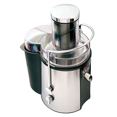 Koolatron Juicin' Juicer, Stainless Steel