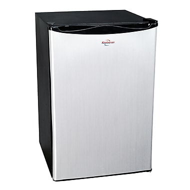 Koolatron BC130SS Kool Compact Fridge, 4.6 cu.ft. Compressor