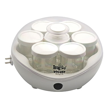 Koolatron Yogurt Maker with 7 Jars (150 ml)