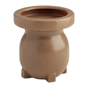 Koolatron Small Decorative Planter, Sandstone-look