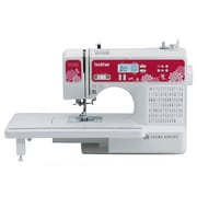 Brother Laura Ashley 100-Stitch Limited Edition Computerized Sewing and Quilting Machine