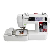 Brother  Embroidery Machine, 105 Built-In Designs, PE540D