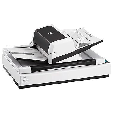 Fujitsu fi-6670/fi-6770 Automatic Document Feeder & Flatbed, Black/White