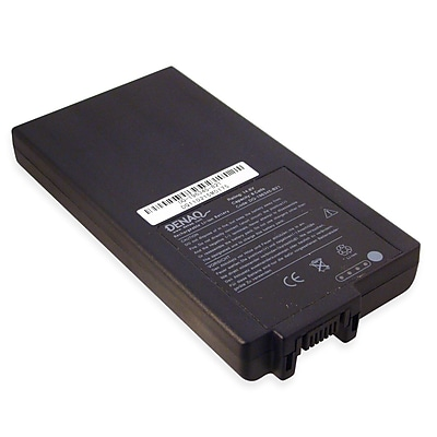 DENAQ Eight-Cell 5200mAh Li-Ion Laptop Battery for