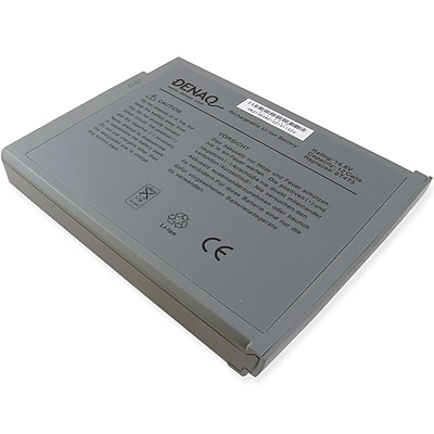 DENAQ 12-Cell 96Whr Li-Ion Laptop Battery for