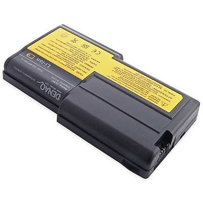 DENAQ 6-Cell 58Whr Li-Ion Laptop Battery for