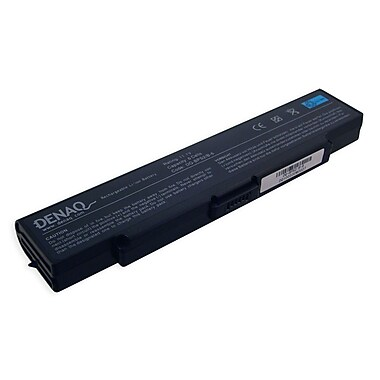 DENAQ 6-Cell 5200mAh Li-Ion Laptop Battery for SONY (DQ-BPS2/B-6)