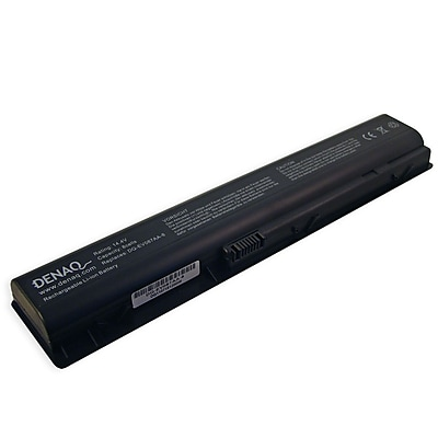 DENAQ 8-Cell 63Wh Li-Ion Laptop Battery for