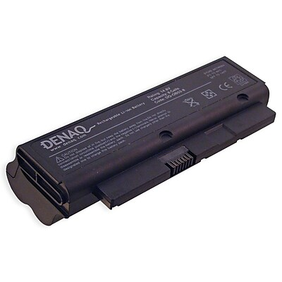 DENAQ 8-Cell 5200mAh Li-Ion Laptop Battery for