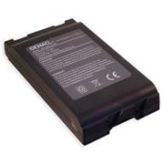 DENAQ Six-Cell 4700mAh Li-Ion Laptop Battery for Toshiba (DQ-PA3191U-6)