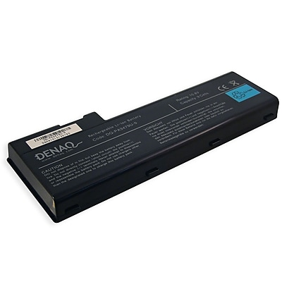 DENAQ 9-Cell 6600mAh Li-Ion Laptop Battery for