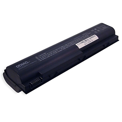 DENAQ 12-Cell 6600mAh Li-Ion Laptop Battery for
