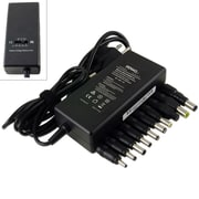 DENAQ 90W Universal AC Adapter for ASUS/DELL/GATEWAY/HP/IBM/TOSHIBA Laptops with 10 Interchangeable Tips (DQ-UA90W-10)