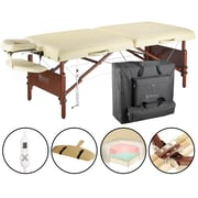 "Master Massage Therma- Top Massage Table; 30"", Sand (20256)"
