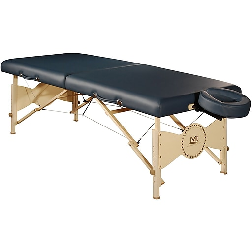 "MT Massage Midas Massage Table Package; 30"", Agate Blue (22501)"