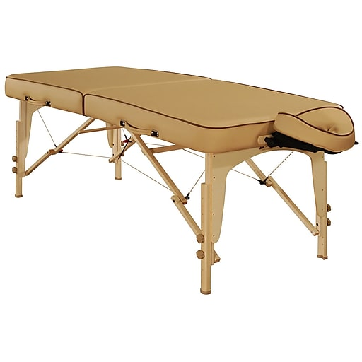 "MT Massage Portable Massage Table; 30"", Beige (22743)"