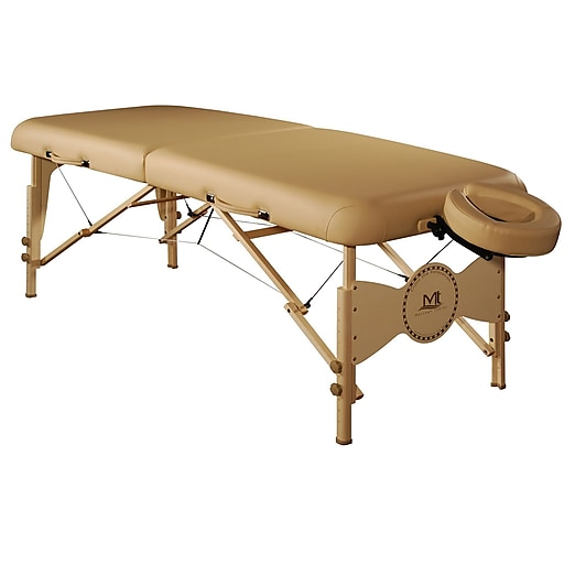 "MT Massage Midas-Plus Massage Table Package; 30"", Beige (22703)"