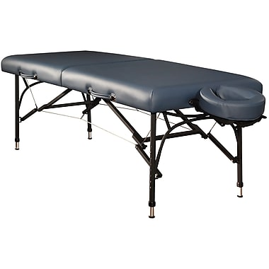 MT Massage Violet Massage Table Package, Agate Blue (22751)