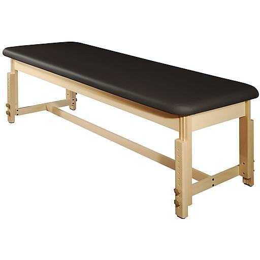 MT Massage Harvey Treatment Table; Black (23255)